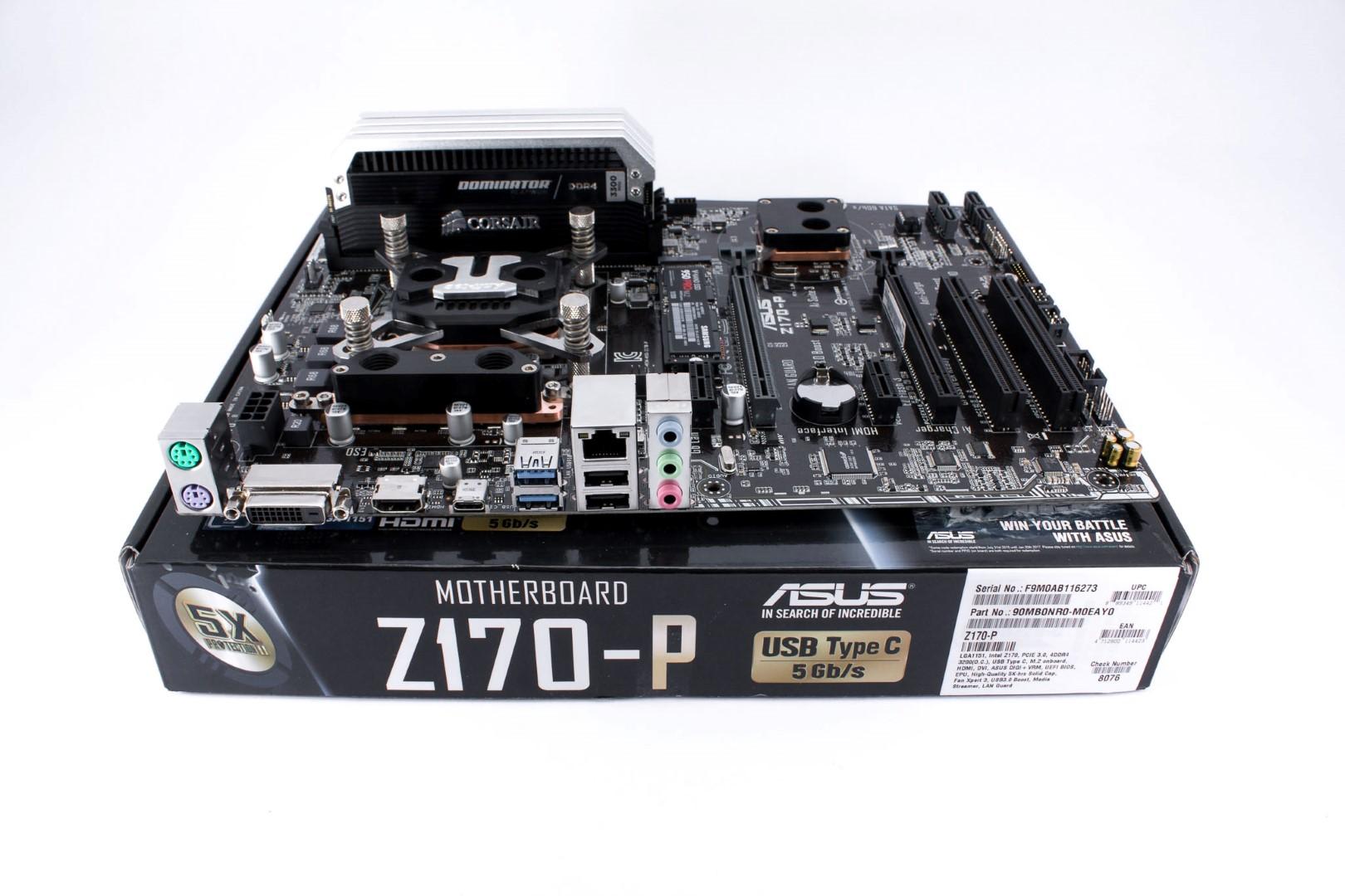 Asus Z10-P